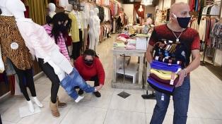 Reabren los comercios en Once y el viernes los de la avenida Avellaneda