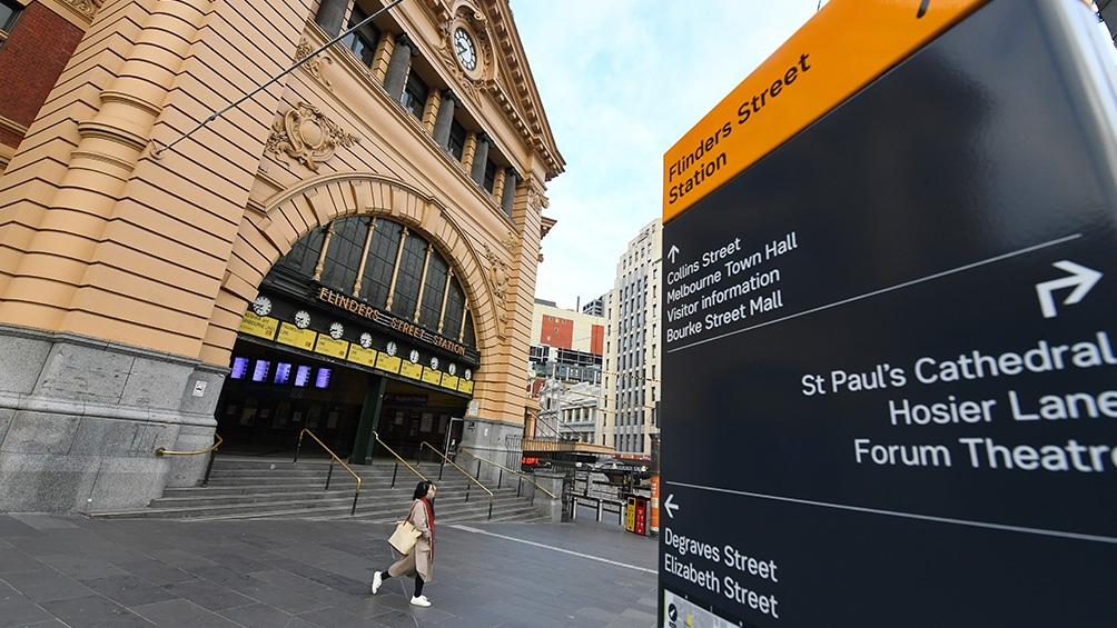 Australia registra 19.863 contagios y 255 muertes, desde el comienzo de la pandemia