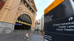 Melbourne empieza su cuarentena reforzada y advierten que escaseará la carne
