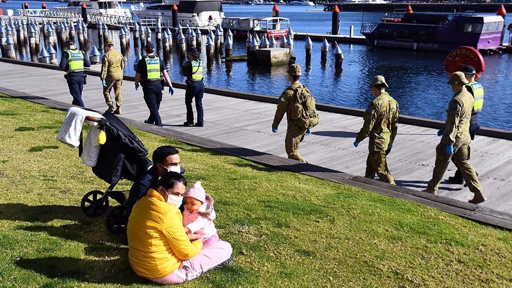 El primer ministro australiano apuntó que la pandemia obligó al Gobierno a adoptar medidas extraordinarias