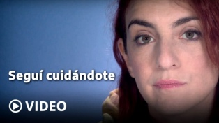 """""""Seguí cuidándote"""", la campaña de concientización de los medios públicos ante la Covid-19"""