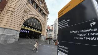 Tras un rebrote en Melbourne, Australia supera los 300 muertos por coronavirus