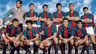 """Cocco: """"Los Matadores fueron el mejor equipo de la historia del fútbol argentino"""""""