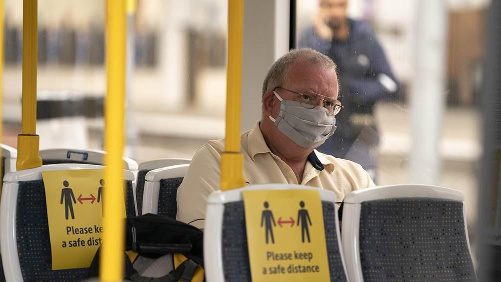 una nueva ola de coronavirus que afecta al Reino Unido.