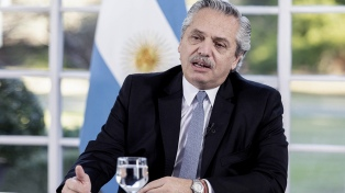Alberto Fernández homenajeó a las víctimas de La Noche de los Lápices
