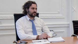 """Cafiero destacó el acuerdo con los acreedores y afirmó: """"Para poder pagar tenemos que crecer"""""""