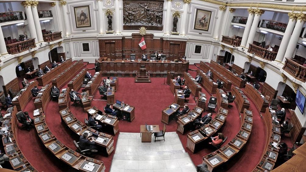 El Congreso de Perú aceptó la renuncia de Merino