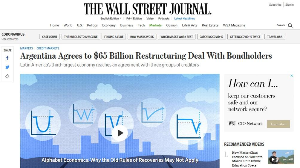 Los nuevos bonos comenzarán a amortizarse en enero de 2025 y vencerán en julio de 2029