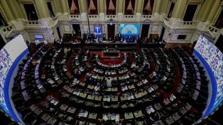 Frederic y Pietragalla exponen ante un plenario de comisiones en Diputados