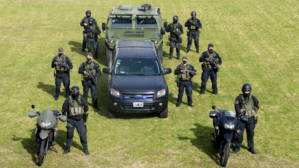 Se movilizarán unos 70 efectivos de la Policía Federal