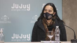 Verónica Sato, secretaria de Biodiversidad y Desarrollo Sustentable