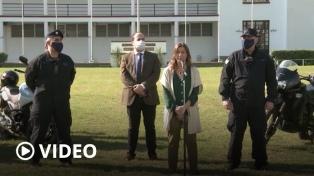 Crean una división especial de la Policía Federal para actuar como prevención en el conurbano