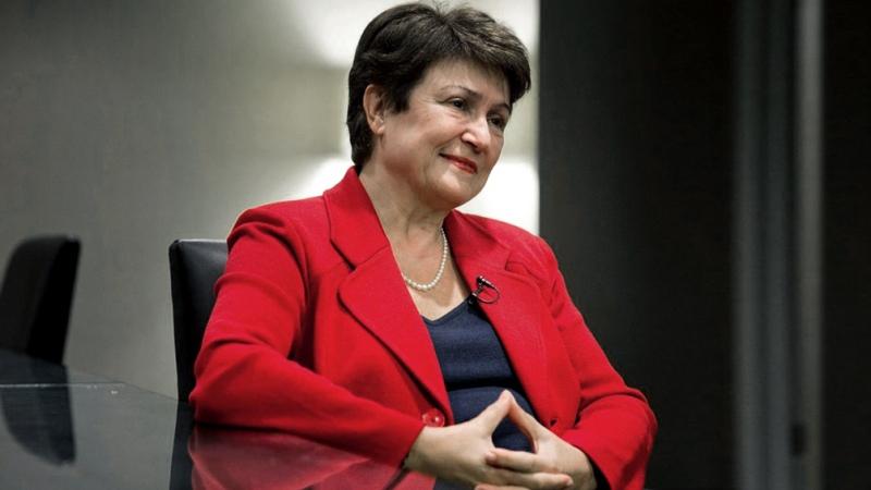 Kristalina Georgieva dijo que el FMI seguirá apoyando a Argentina