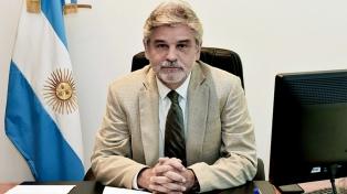 Filmus expone este jueves ante la Comisión de Relaciones Exteriores de Diputados