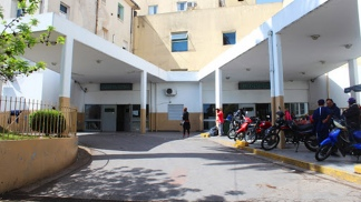 La víctima fue operada y asistida en el Hospital Iriarte