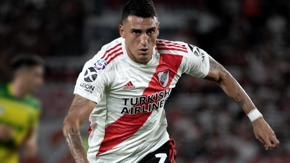 Matías Suárez recibió el alta y podría volver contra Junior