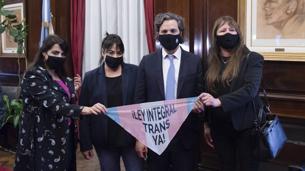 Inclusión laboral de personas travestis, transexuales y transgénero