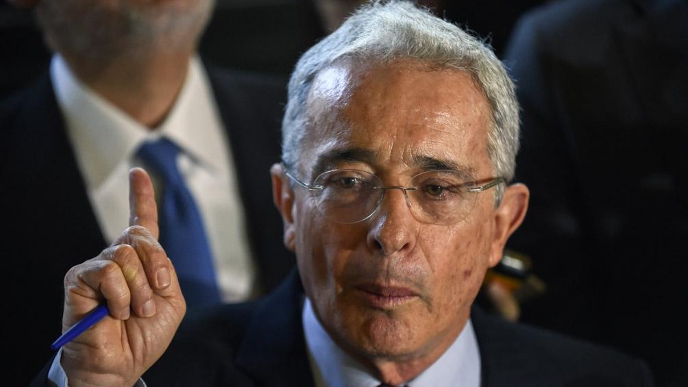 """Uribe se declaró listo para ir """"hasta la cárcel"""""""