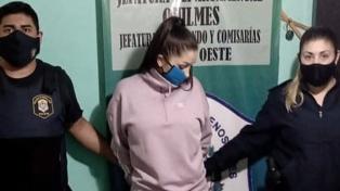 """Prisión preventiva para """"Mica"""", acusada de drogar y robar a cinco hombres en la Ciudad de Buenos Aires"""