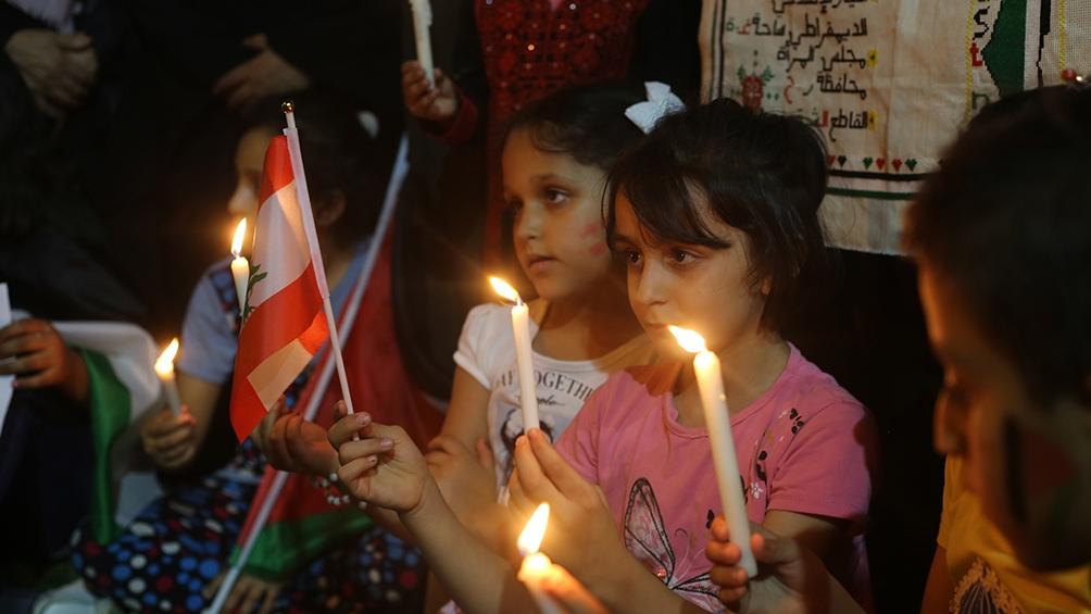 """""""Las autoridades libanesas se pasaron el último año obstaculizando de forma vergonzosa la investigación por la verdad y la justicia de la víctimas"""", lamentó Amnistía Internacional."""