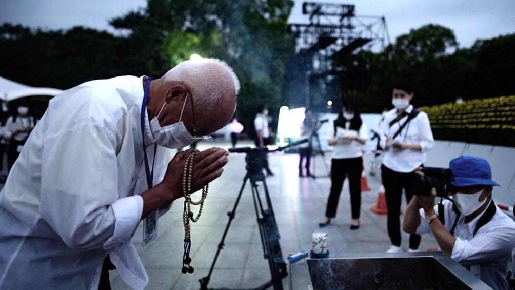 El pedido de sobrevivientes por la paz en el epicentro del ataque nuclear de Hiroshima