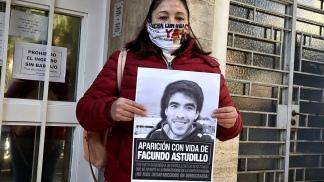 Cristina Castro, madre de Facundo Astudillo Castro