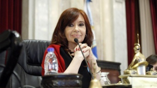 Cristina Kirchner y Echegaray, sobreseídos en una causa por inexistencia de delito