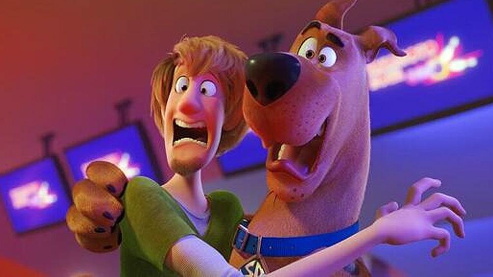 """""""Scooby"""", uno de los títulos que abrirán la cartelera."""