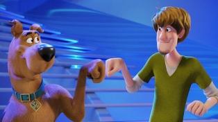 La nueva película de Scooby-Doo se lanzó por streaming