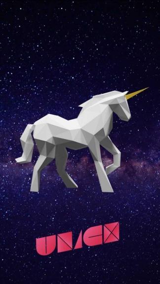 Los unicornios, símbolos de lo transgeneracional.