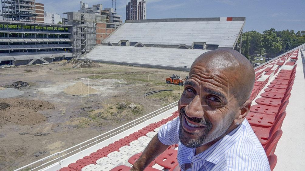 """El presidente del """"Pincha"""" preocupado por la ventaja que darán los equipos argentinos en las Copas"""