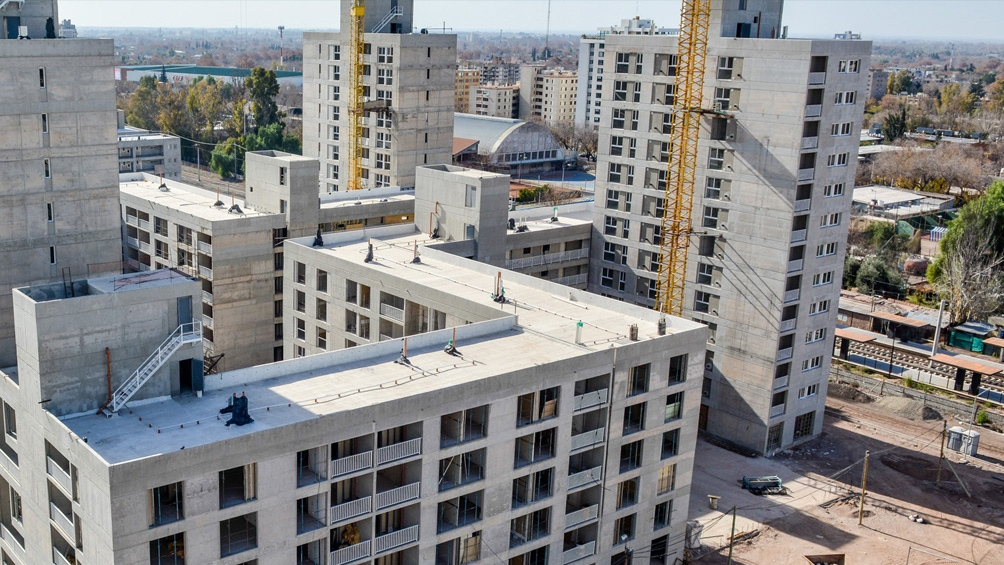 Indec relevó casi 15 millones de viviendas urbanas en el país