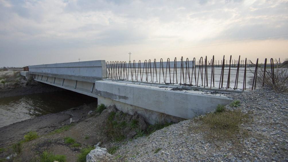 La reactivación de tres tramos para convertir en autovías a la Ruta Provincial 11