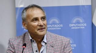 """Baldassi: """"Conmebol avisó cuando volvía el fútbol, solo Argentina no entrenaba"""""""