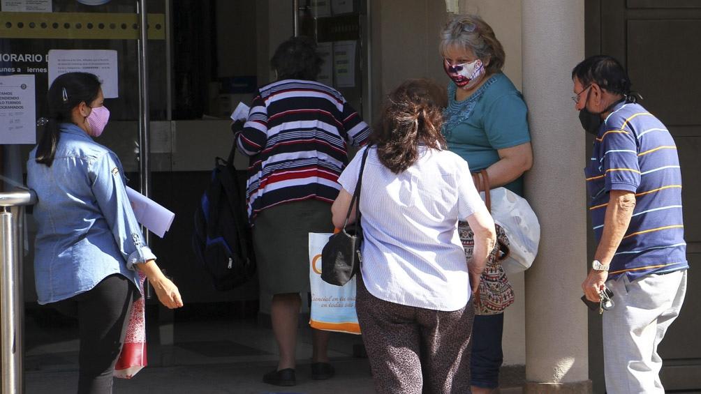 113 personas murieron y 6.134 fueron diagnosticadas con coronavirus en las últimas 24 horas.