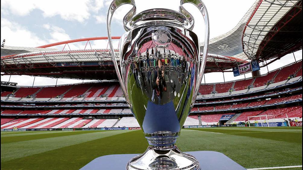 Lisboa gana fuerza como posible sede de la final de la Champions League