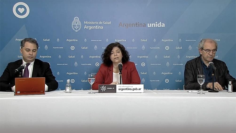 Informan 40 nuevos fallecimientos y más de 100.000 recuperados de coronavirus en Argentina
