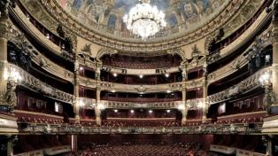 """El sitio del Teatro Colón ofrecerá el domingo """"Andrea Chénier"""" en forma gratuita"""