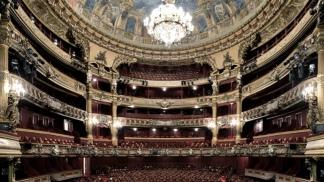 El coliseo máximo, nuestro Teatro Colón.