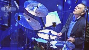 El baterista Oscar Giunta y su trío presentan su primer concierto de manera presencial