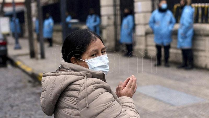 La provincia de Buenos Aires suma 2.124 casos y alcanza los 614.872 contagios