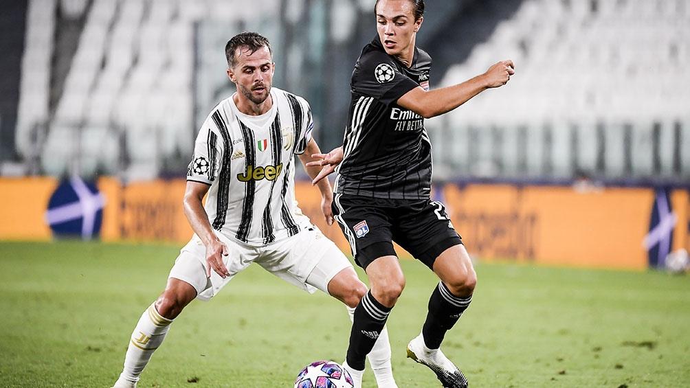 Lyon aprovechó la victoria de la ida y eliminó a la Juventus