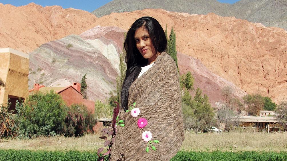 Las creaciones textiles de las tejedoras llegaron a diversas provincias y el exterior del país.