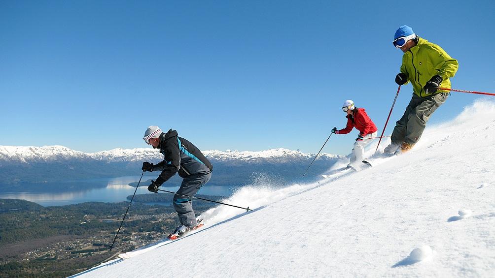 Los deportes de invierno se permiten en algunas zonas con nuevos protocolos sanitarios y controles.