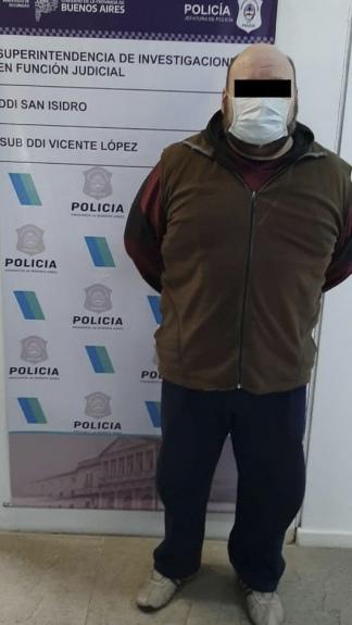 """Juan Carlos Trimarchi está acusado de dos hechos de """"abuso sexual con acceso carnal""""."""