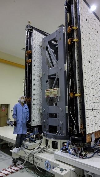 Expectativa por el lanzamiento del satélite Saocom 2.