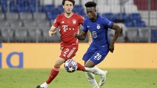 Bayern Munich goleó al Chelsea y aseguró su pase a cuartos