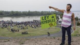 Diputados buscan avanzar en un consenso sobre la ley de humedales
