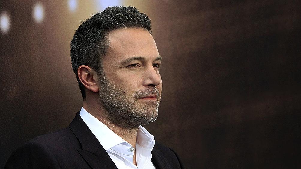 """Affleck ganó el Oscar al mejor guión original junto a Matt Damon por """"En busca del destino""""."""