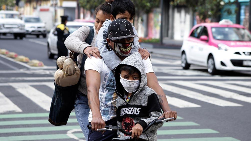 Hace un año que no hay clases presenciales en México.